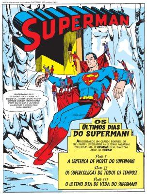 Os Últimos Dias do Superman