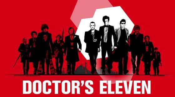 Todos (?) os Doutores