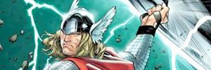 Thor, por J. M. Straczinsky e Oliver Coipel