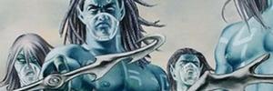 Os Atlantes, por Paul jenkins e John Watson