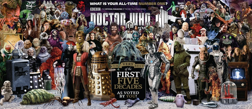 Doctor Who Magazine: a revista mais longeva da Marvel UK