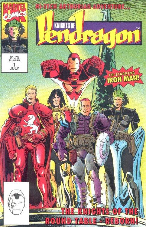 Os primeiros Cavaleiros de Pendrago