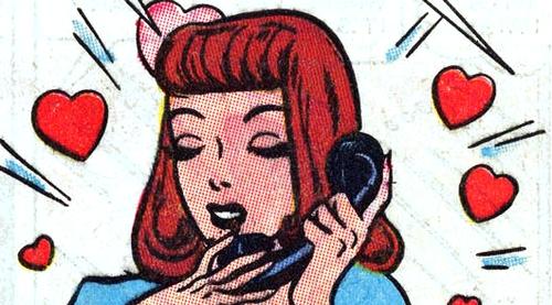 Patsy Walker: revistas de romance faziam sucesso nos anos 50 pela Marvel.