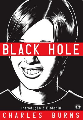 Black Hole, de Charles Burns, pela Conrad