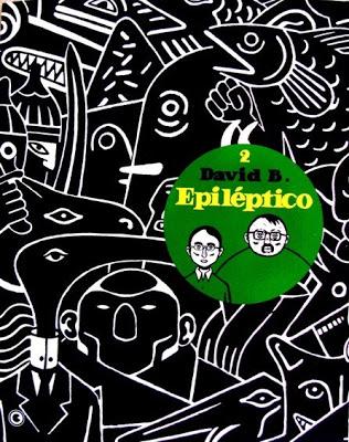 Epiléptico: Volume 2, de David B