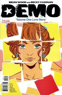 DEMO vol. 2, de Brian Wood e Becky Cloonan