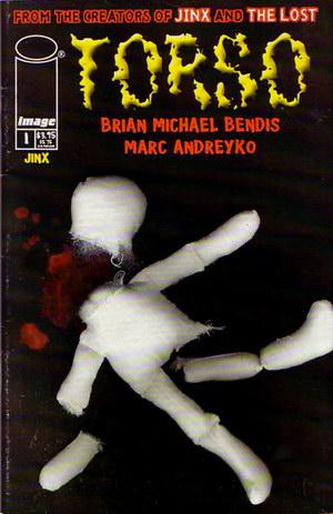 Torso #01, de Andreyko e Bendis