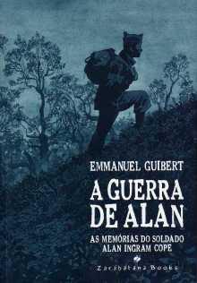 A Guerra de Alan, Emmanuel Guibert