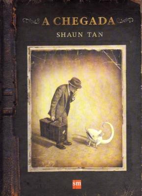 A Chegada, Shaun Tan