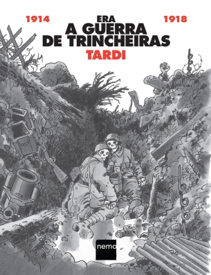 Era a Guerra de Trincheiras, Jacques Tardi