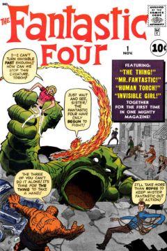 Fantastic Four #1(1961), teria dado início à Era Marvel dos quadrinhos.