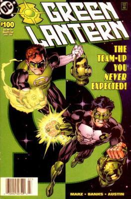 Green Lantern #100