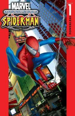 Ultimate Spiderman #1, de Brian M. Bendis e Mark Bagley