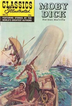 Classics Illustrated #05 (1964) Giberton Publishing