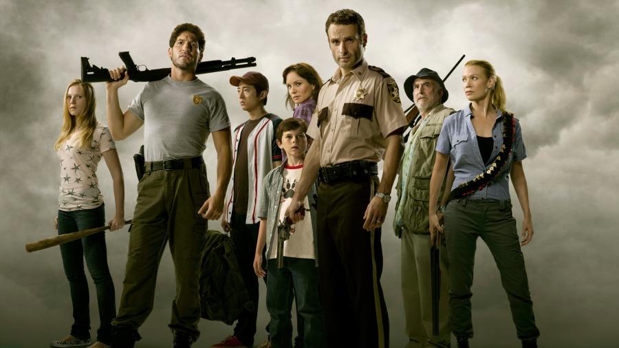 The Walking Dead #100, de Robert Kirkman e Charlie Adlard, o maior sucesso de vendas desde a década de 90.