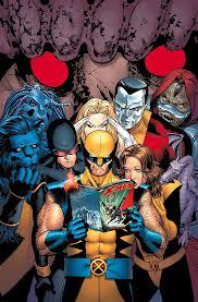 Os X-Men também lêem X-Men (Astonishing X-Men #12 -2005)