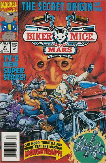 Os Ratos Motoqueiros de Marte!!!