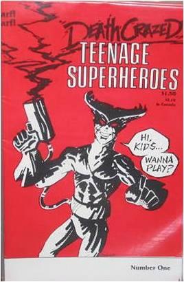 Super-Heróis Adolescentes Mortalmente Loucos
