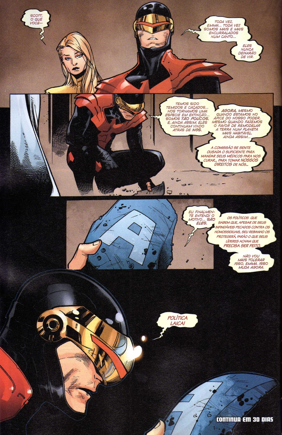 Cyclops Was Right