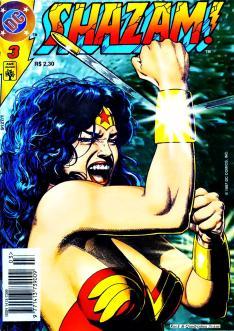 Shazam #3 com a magnífica arte de Brian Bolland