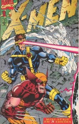 X-Men - Minissérie de Luxo #1