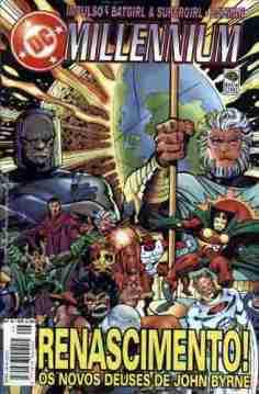 DC Millennium #06: Os Novos Deuses e o Quarto Mundo de Jack Kirby