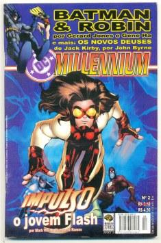 DC Millennium #02: Impulso, o velocista adolescente.