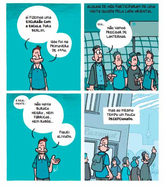 O relato de Moritz
