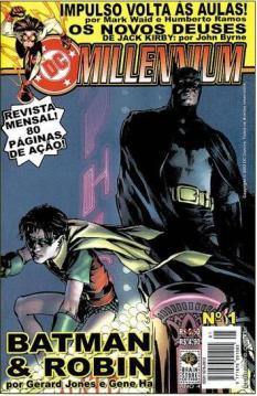 DC Millennium #01: Batman & Robin - O Filho Afortunado