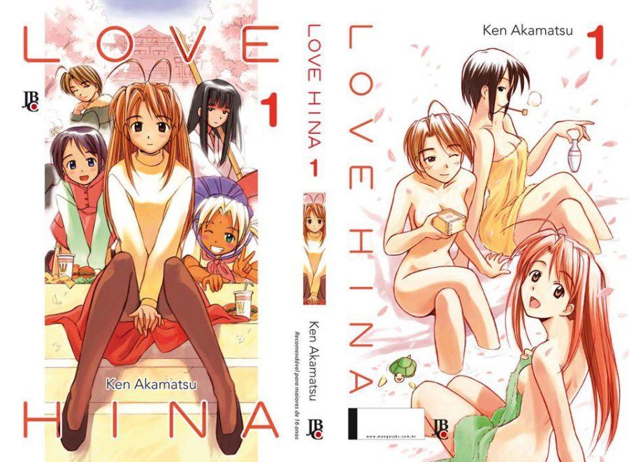Love Hina, de Ken Akamatsu