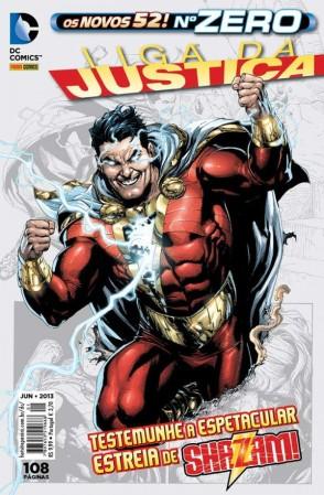 Liga da Justiça #0 (DC/Panini Comics - Jun/2013)
