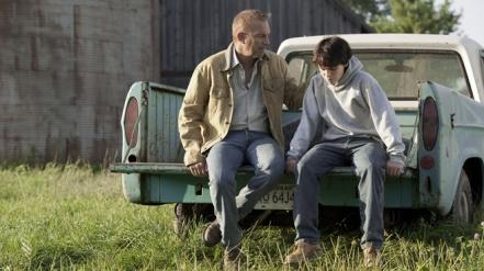Kevin Costner, como Jonathan Kent, em O Homem de Aço, de Zack Snyder (2013), uma das melhores atuações do filme.