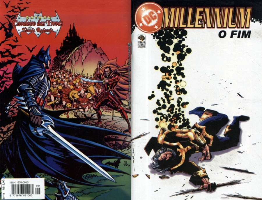 DC Millennium #09: O Fim