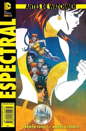 Antes de Watchmen: Espectral, de Darwyn Cooke e Amanda Conner