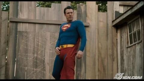 """""""Eu também já fui o Superman, chupem, fanboys"""""""