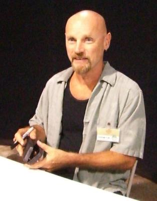 Jim Starlin, em 2006