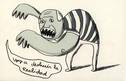 Picasso, por Juanjo Sáez