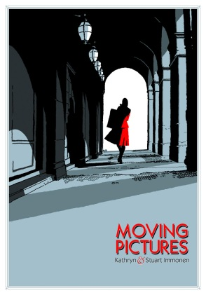 Moving Pictures, de Kathryn e Stuart Immonen (2010, Top Shelf Productions, 144 pgs., $14,95)