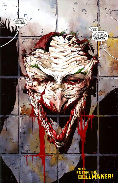 O Cliffhanger nos quadrinhos: deixa um gostinho pra próxima edição.