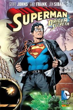 Superman: Origem Secreta, Geoff Johns, Gary Frank E Jon Sibal