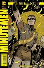 Antes de Watchmen: Minutemen, de Darwyn Cooke (Panini, 2014, 156 páginas, RS 21,90). Tradução de Jotapê Martins e Bernardo Santana