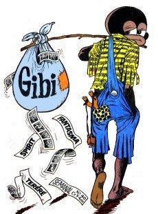 O Fim do Gibi - E seu mascote, o Gibi.