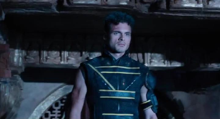 Beto Jamaaaicaaa! Mancha Solar no novo filme dos X-Men, usando a bandeira da Jamica e interpretado por um mexicano.