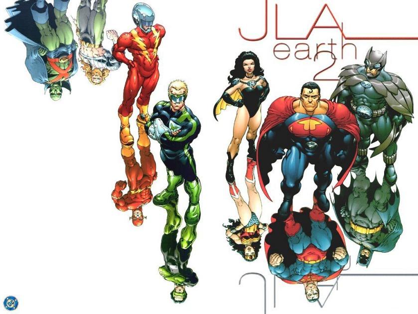 Terra Dois, de Grant Morrison e Frank Quitely (em Superman Premium)