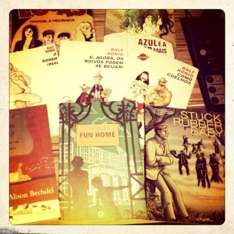 Quadrinhos LGBT para todo o tipo de público (Lá Fora)