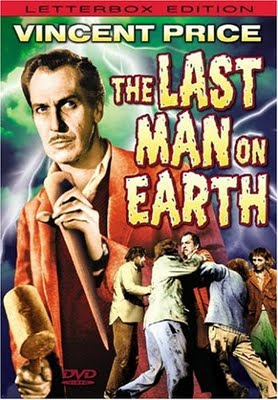 Vincent Price em The Last Man on Earth