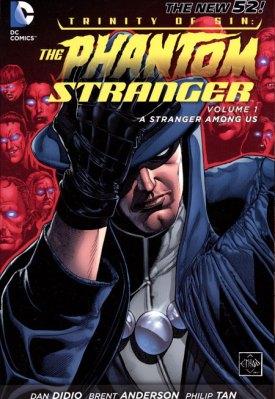 Trinity of Sin: Phantom Stranger - A Stranger Among Us, de Dan DiDio, J. M. DeMatteis, Brent Anderson e Philip Tan