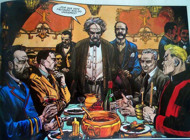 A Liga dos Cavalheiros Extraordinários