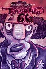 Baratão 66, de Bruno Azevêdo e Luciano Irrthum (Pitomba/Beleléu, 192 páginas, 2013, R$ 35,00)