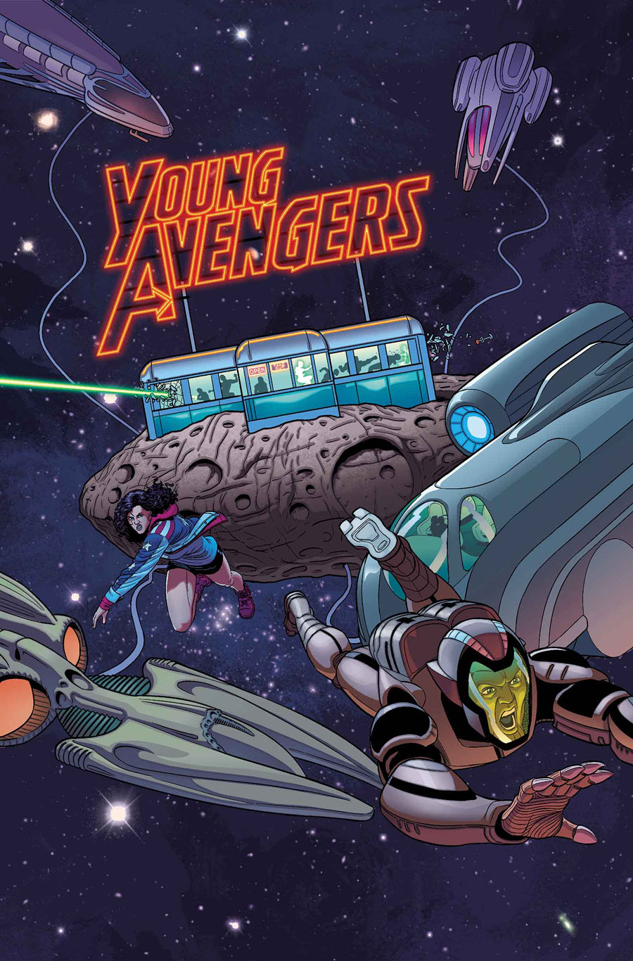 Young Avengers #007